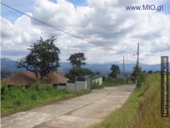 Carr. Salvador, terreno de 13x27mts a Q116,853.00