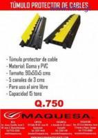 TUMULO PROTECTOR DE CABLES