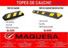 TOPE DE CAUCHO