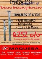 PUNTALES MAQUESA CHIMALTENANGO