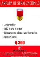 LAMPARA DE SEÑALIZACION L3