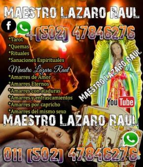 Chaman Mayor de Samayac Lazaro Raul desde Guatemala garantizado