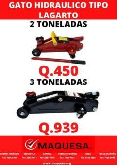 GATO HIDRAULICO..