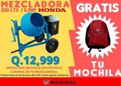 MEZCLADORA JOPER 1.5 SACOS