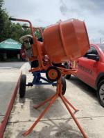 concretera medio saco gasolina