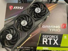 Selling GEFORCE RTX 3090 / MSI Geforce RTX 3080 / ASUS ROG STRIX RTX 3080, Whatsapp: +13072969231
