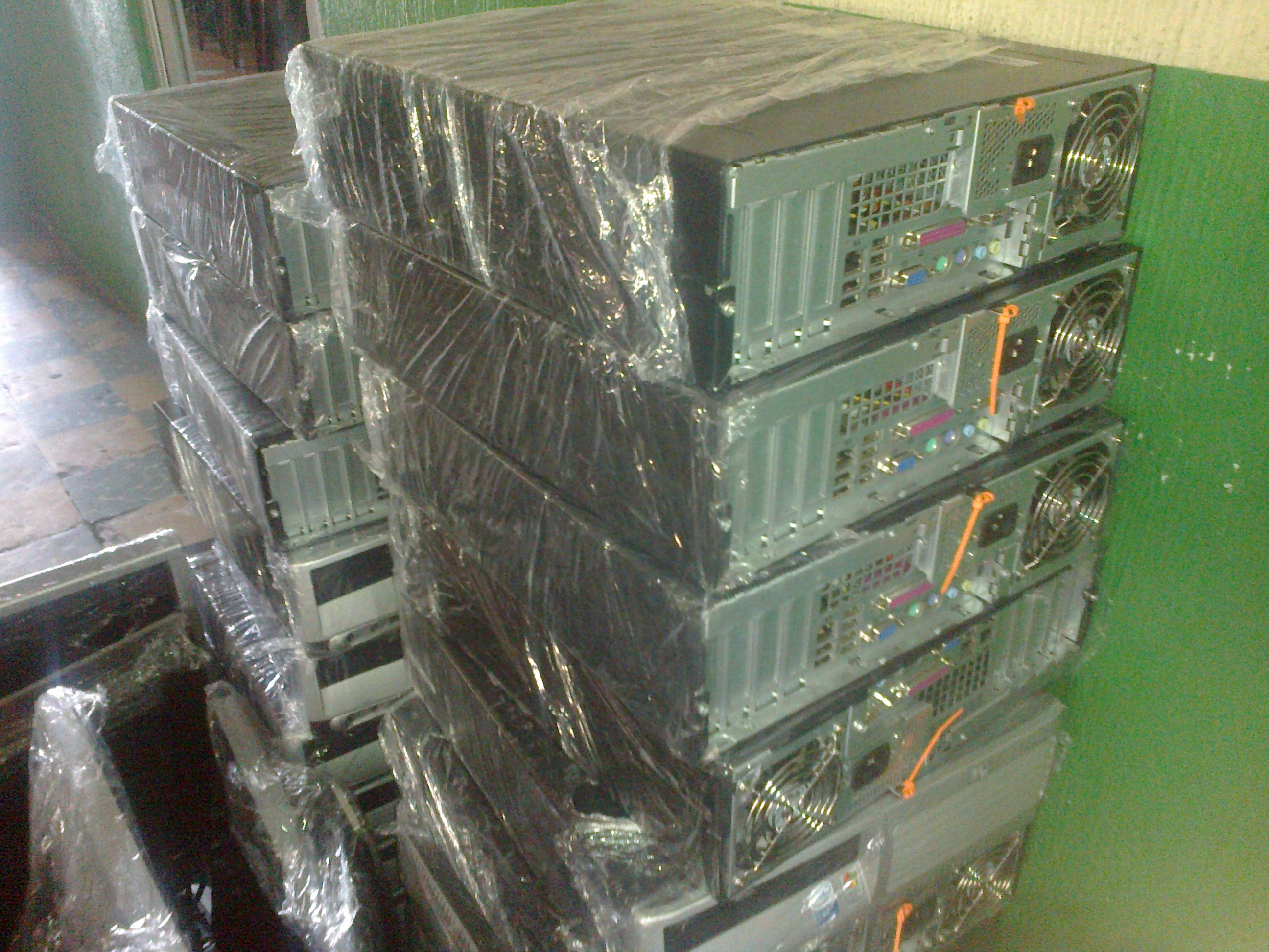 Vendo Computadoras HP Compaq DC 7700 Core Dos Duo 1.8